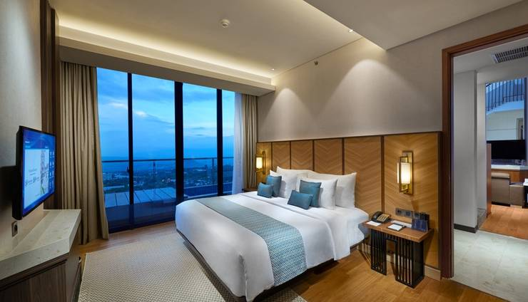 Golden Tulip Holland Resort Batu Malang - golden suite