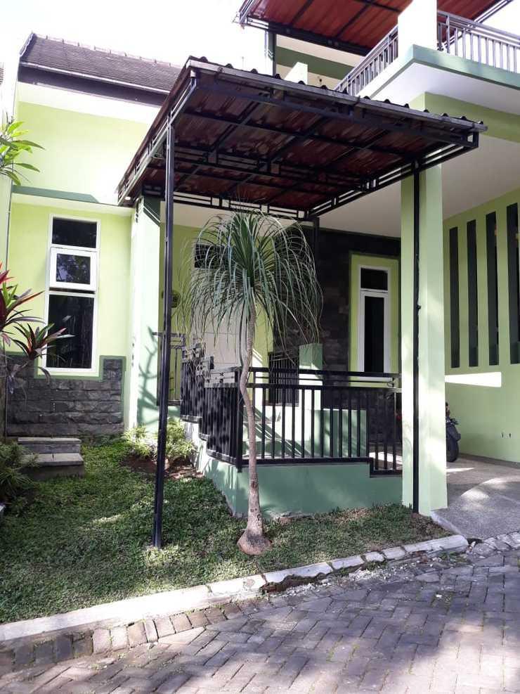 Villa Batoe Residence C8 Malang - tampak depan