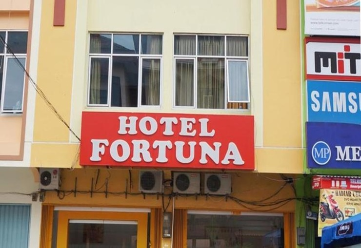 Hotel Fortuna Jambi Jambi - Exterior