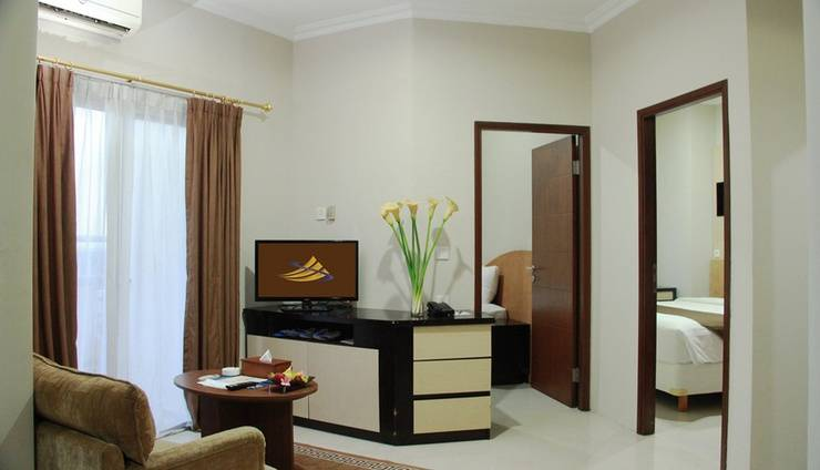Great Western Resort Serpong - Family 3 (24/Mar/2014)