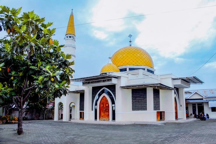 Hotel Hakmaz Taba Lubuklinggau Lubuklinggau - Masjid
