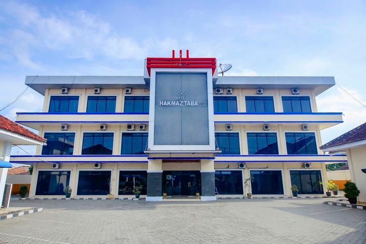 Hotel Hakmaz Taba Lubuklinggau Lubuklinggau - Bangunan