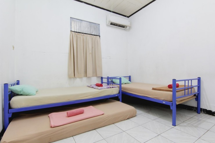 Arjuna Hostel Semarang - ROOM
