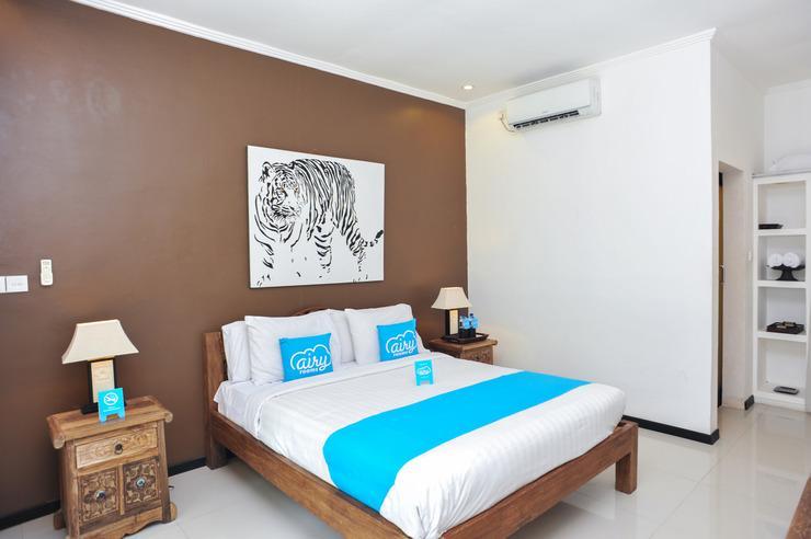 Airy Eco Seminyak Kerobokan Raya Gang Ky Meranti Bali - Standard Double