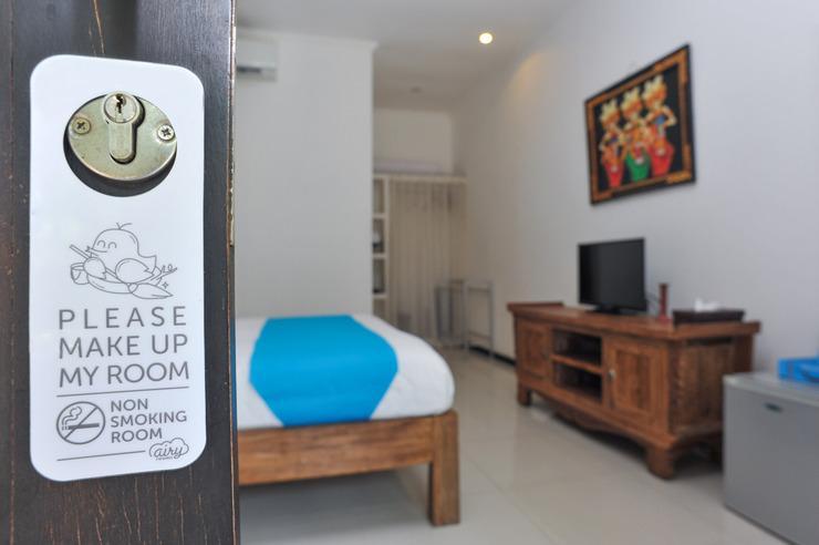 Airy Eco Seminyak Kerobokan Raya Gang Ky Meranti Bali - Door Hanger
