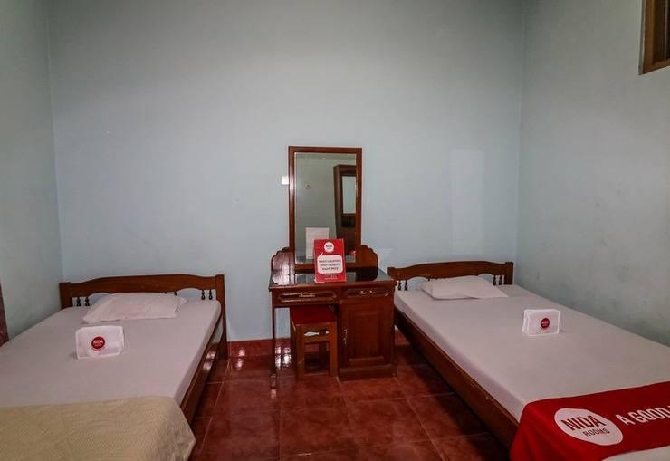 NIDA Rooms Gerilya Tugu Railway Station Jogja - Kamar tamu