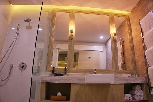 Grand Mirage Resort Bali - Kamar mandi FSTQ