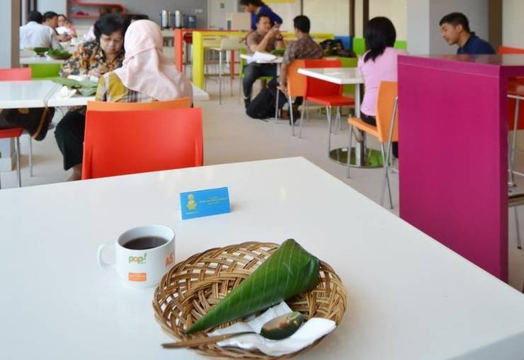 POP! Hotel Tebet Jakarta - Restoran