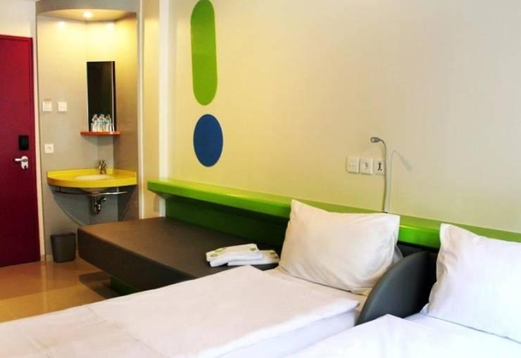 POP! Hotel Tebet Jakarta - Kamar