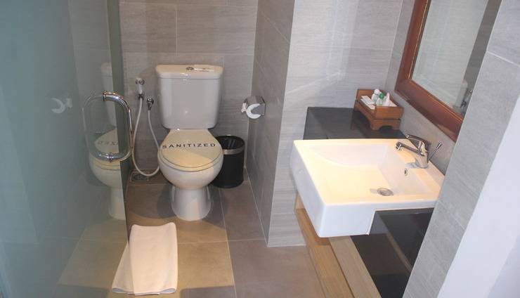 The Graha Cakra Bali Hotel Bali - Bathroom
