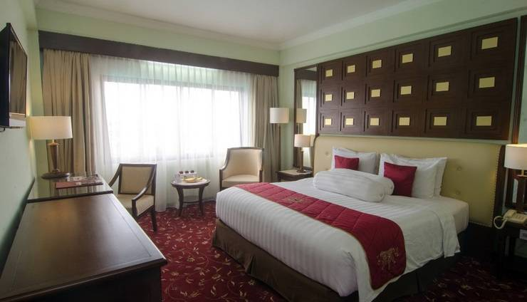 The Sunan Hotel Solo - Deluxe Room