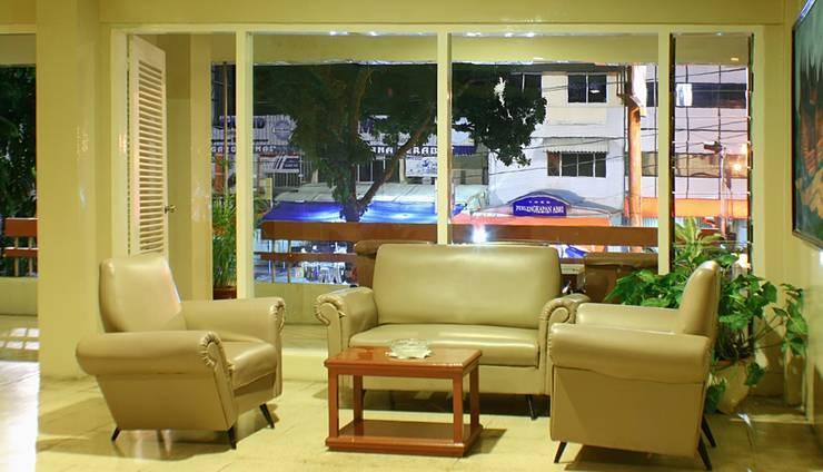 Hotel Hangtuah Padang - Lobby 2