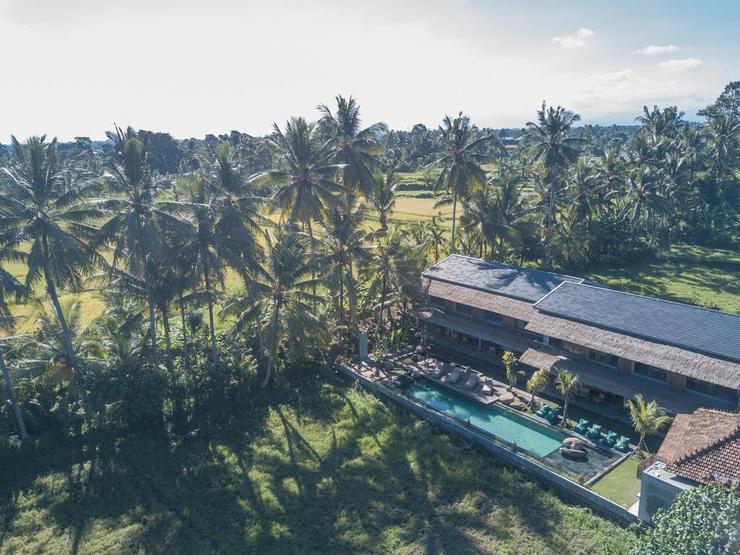 Kandarpa Ubud Bali - View