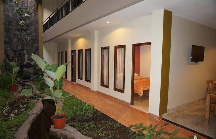 Aloha Hotel Yogyakarta - Interior