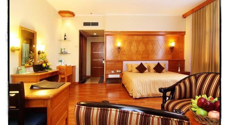 Hotel Mutiara Merdeka Pekanbaru - Guest Room