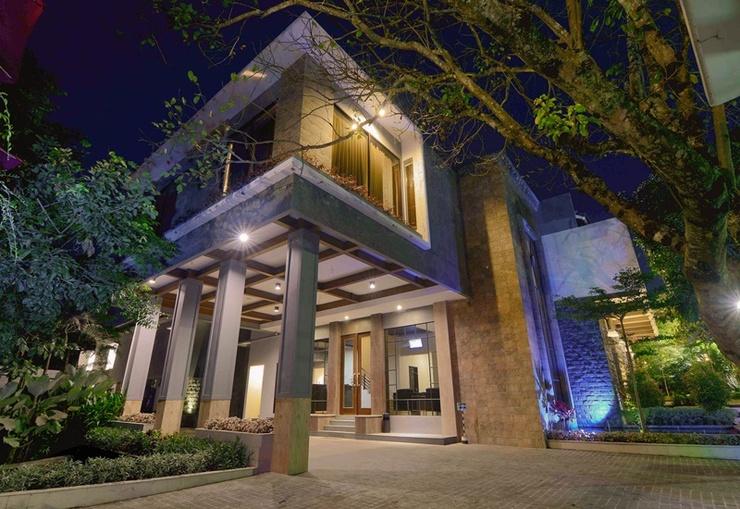 De Jehan's Boutique Hotel Kuningan - Outdoor