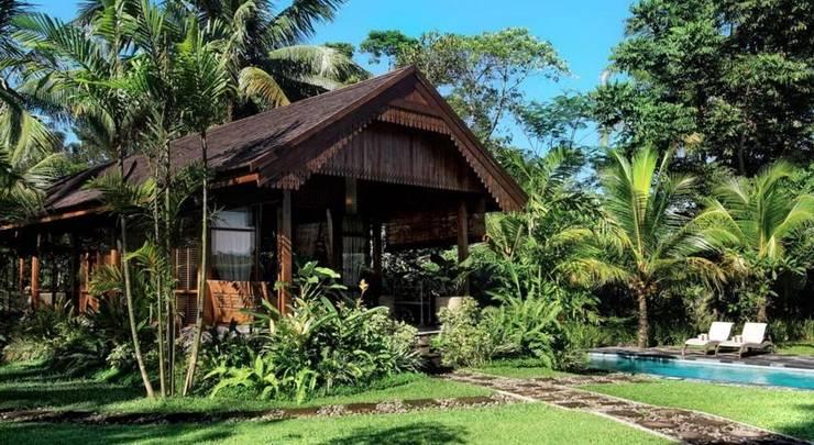 Omkara Mountain Retreat Yogyakarta - Tampilan Luar