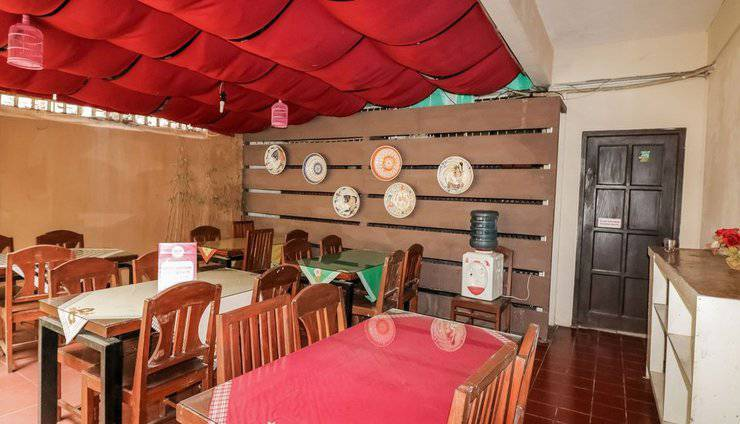 NIDA Rooms Yogyakarta Timoho - Restoran
