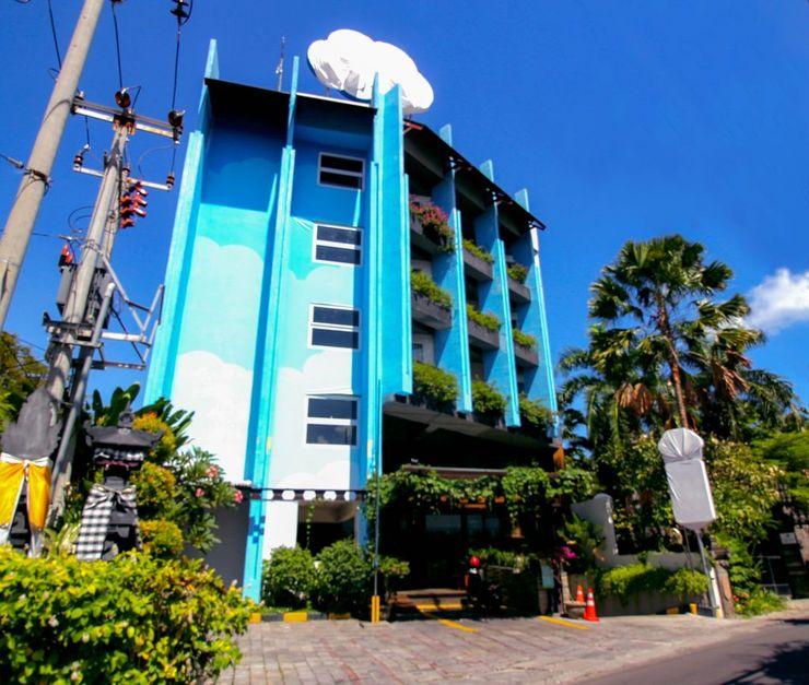 Baliez Hotel Seminyak Seminyak - Exterior