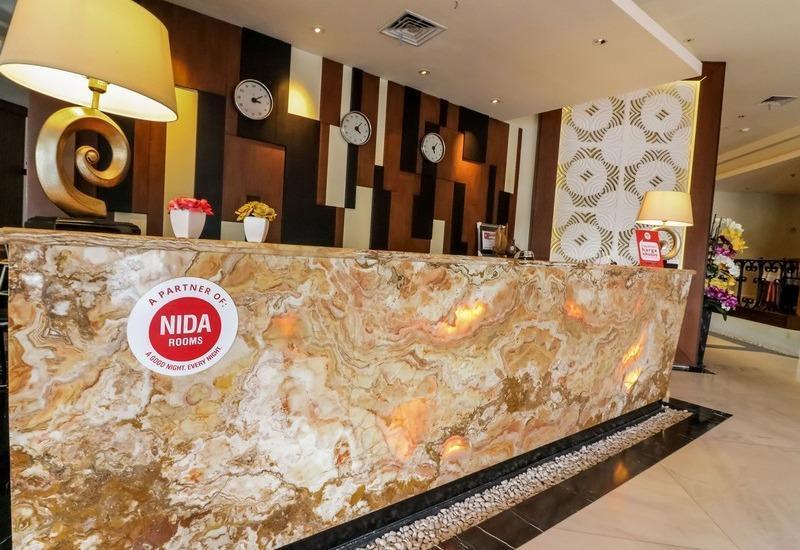 NIDA Rooms Bonto Manai 12 Makassar - Resepsionis