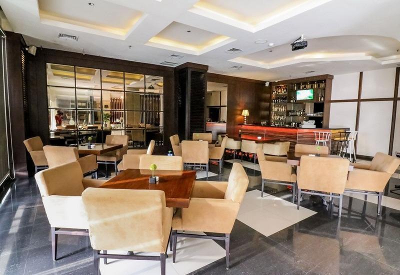 NIDA Rooms Bonto Manai 12 Makassar - Ruang tamu