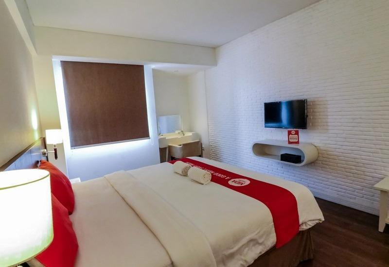 NIDA Rooms Bonto Manai 12 Makassar - Double Room Single Occupancy Special Promo