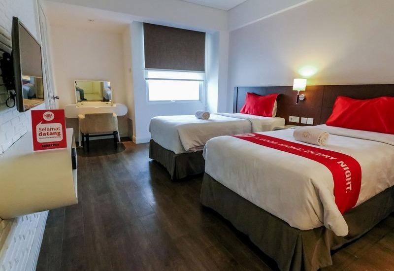 NIDA Rooms Bonto Manai 12 Makassar - Double Room Double Occupancy Special Promo