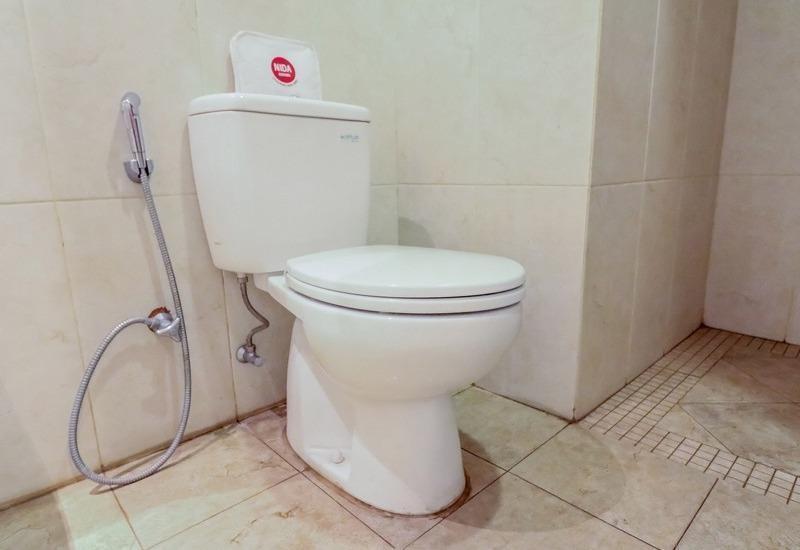 NIDA Rooms Bonto Manai 12 Makassar - Kamar mandi