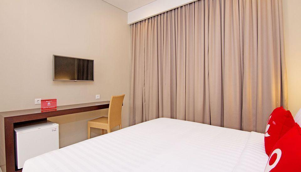 ZenRooms Jimbaran Jepun Bali - Tempat Tidur Double
