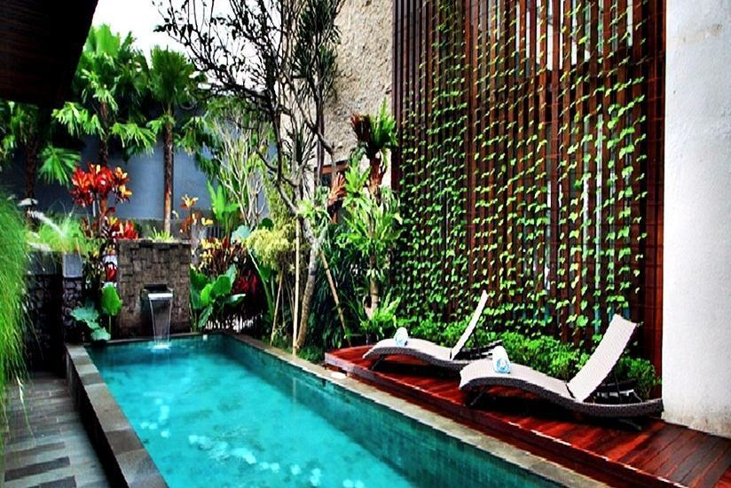Aswattha Villas Bali - Kolam Renang