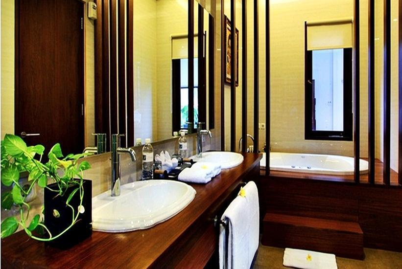 Aswattha Villas Bali - Kamar Mandi