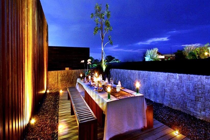 Aswattha Villas Bali - Balkon