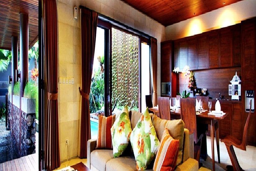 Aswattha Villas Bali - Ruang Tamu