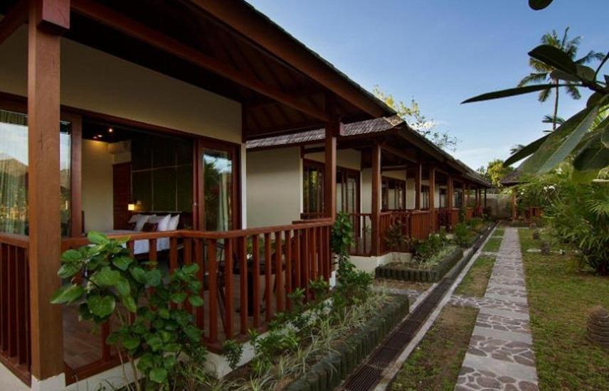 Samata Village, Gili Air Lombok - Eksterior