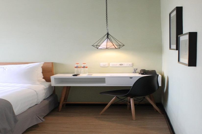 AllStay Hotel Yogyakarta - Deluxe Room Only Regular Plan