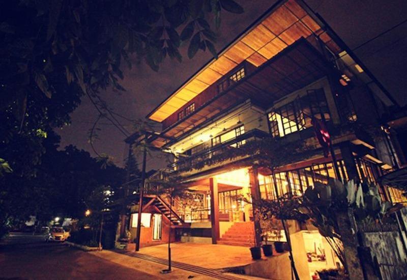 Triple Seven Hotel Bandung - Hotel Building