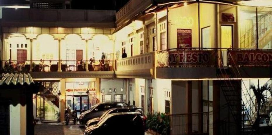 Hotel Kana Yogyakarta - bangunan