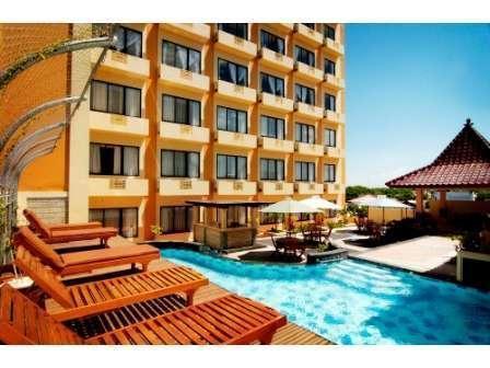 Hotel Pandanaran Semarang - Kolam Renang