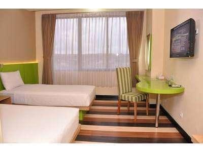 Hotel Pandanaran Semarang - Deluxe Twin