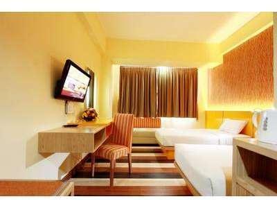 Hotel Pandanaran Semarang - Grand Deluxe Twin