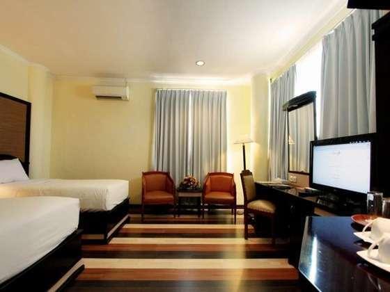 Hotel Pandanaran Semarang - Executive Twin