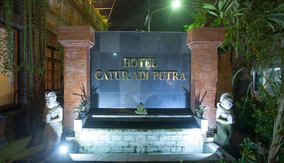 Hotel Catur Adi Putra Bali - Hotel Logo