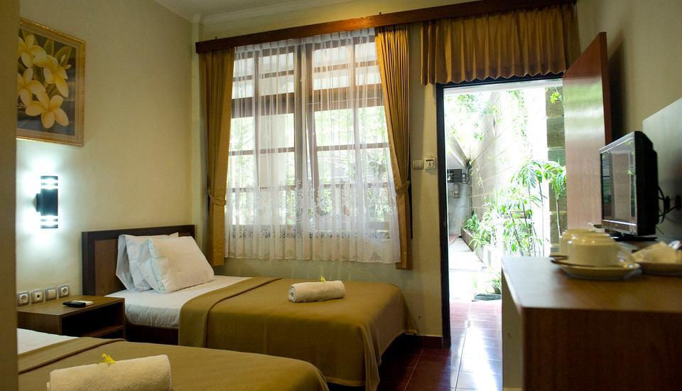 Hotel Catur Adi Putra Bali - Superior Room Double or Twin (Room Only) Regular Plan