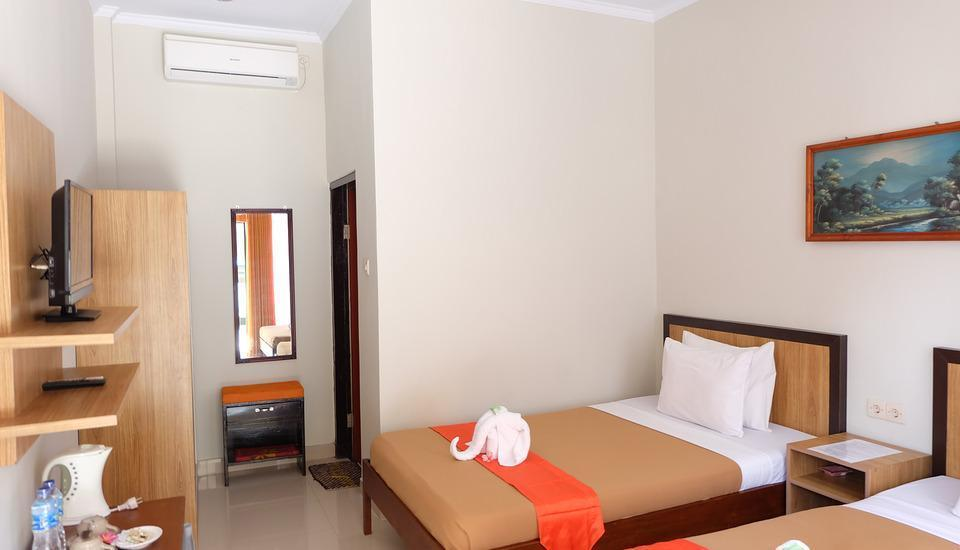 Hotel Catur Adi Putra Bali - Suite Superior Room (Include Breakfast) Last Minute Promo, Discount 55% !!