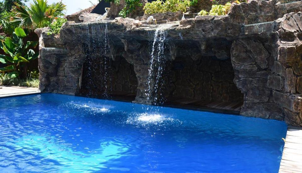 New Rudys Hotel Lombok - Kolam Renang