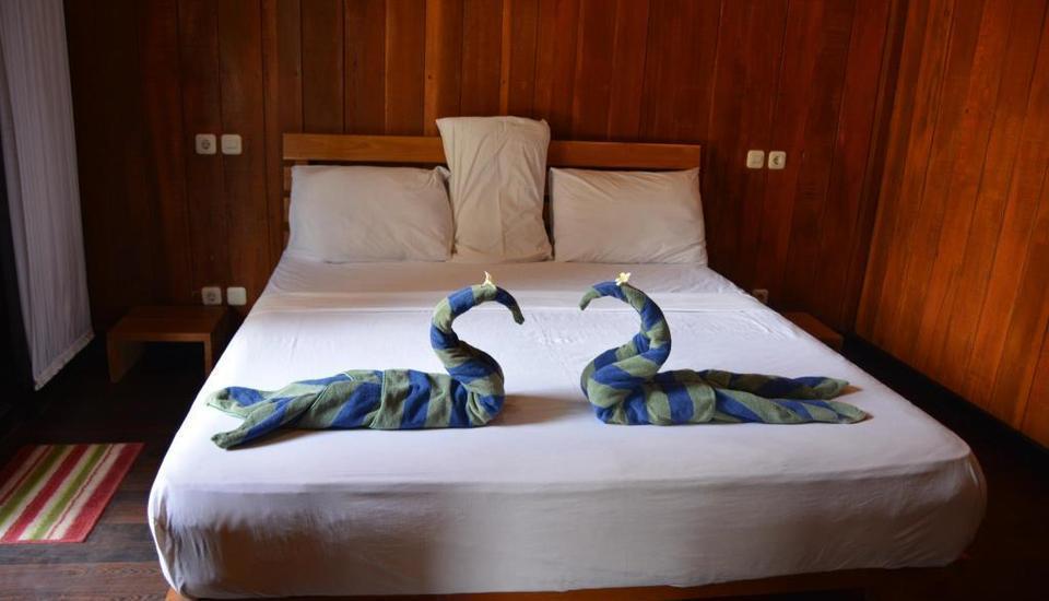 The Gili Sands Beach Club Lombok - Standar Gili Sands Twin  Regular Plan