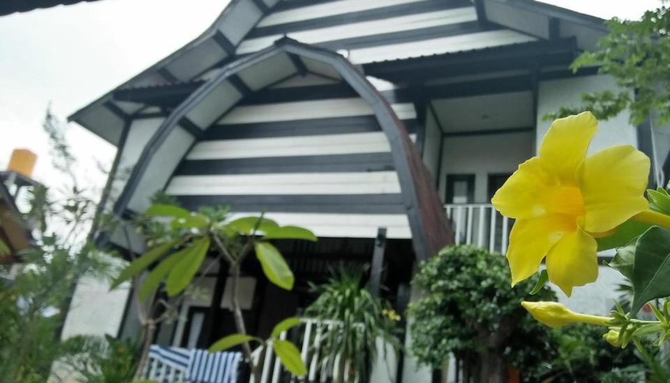 New Rudys Hotel Lombok - Eksterior