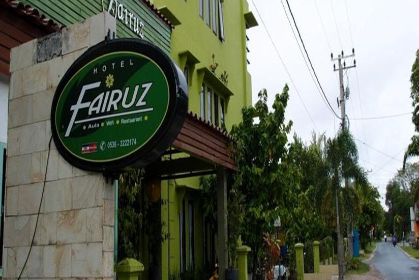 Fairuz Hotel Palangkaraya - Eksterior