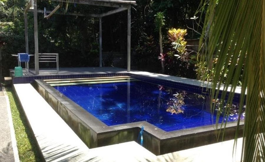 Coco Alami Guesthouse Bali - Kolam Renang