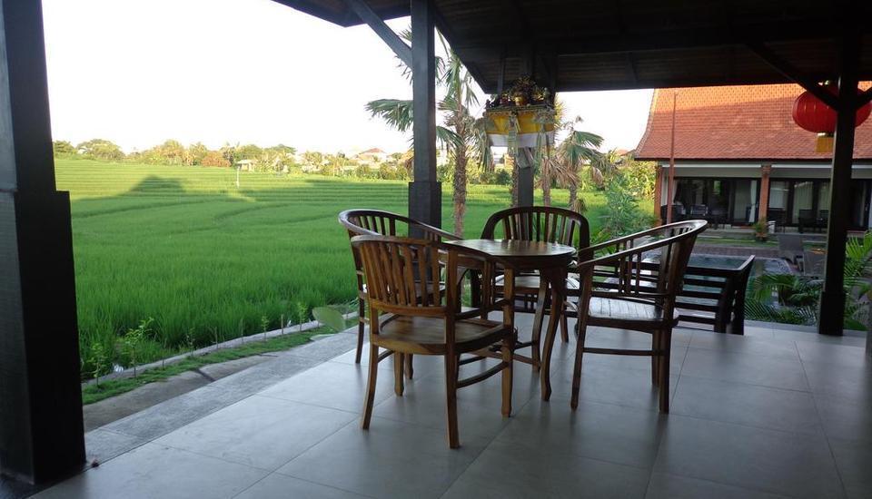 Kampung Canggu Bali - Teras